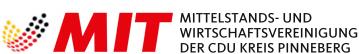 Logo der Mittelstands- und Wirtschaftsvereinigung der CDU Kreis Pinneberg